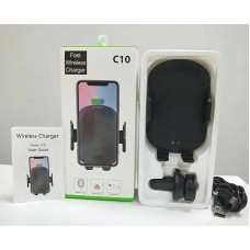 Car Mount Fast Wireless Charger
